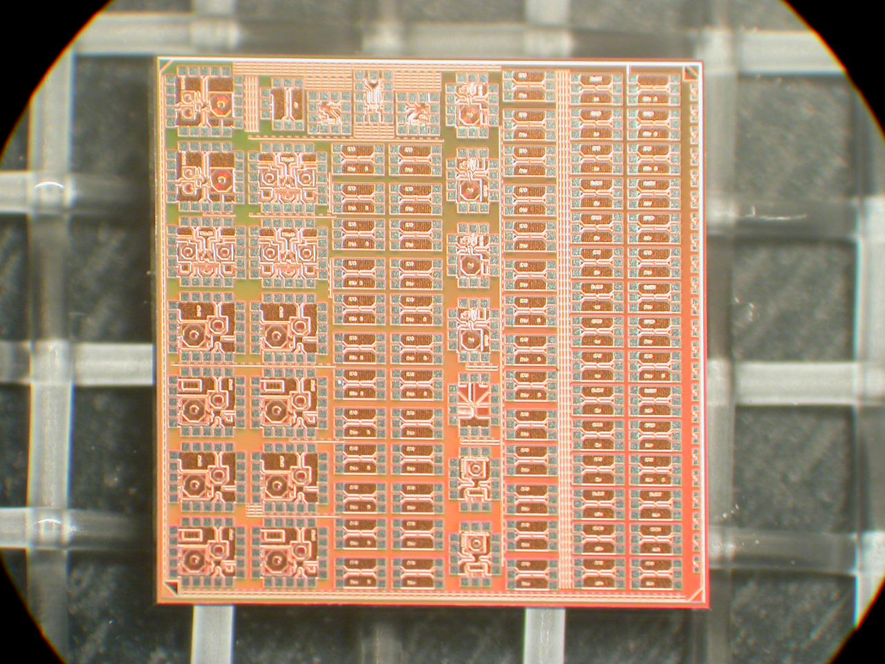 Umass Amherst Radio Frequency Nanoelectronics Group Amplifier